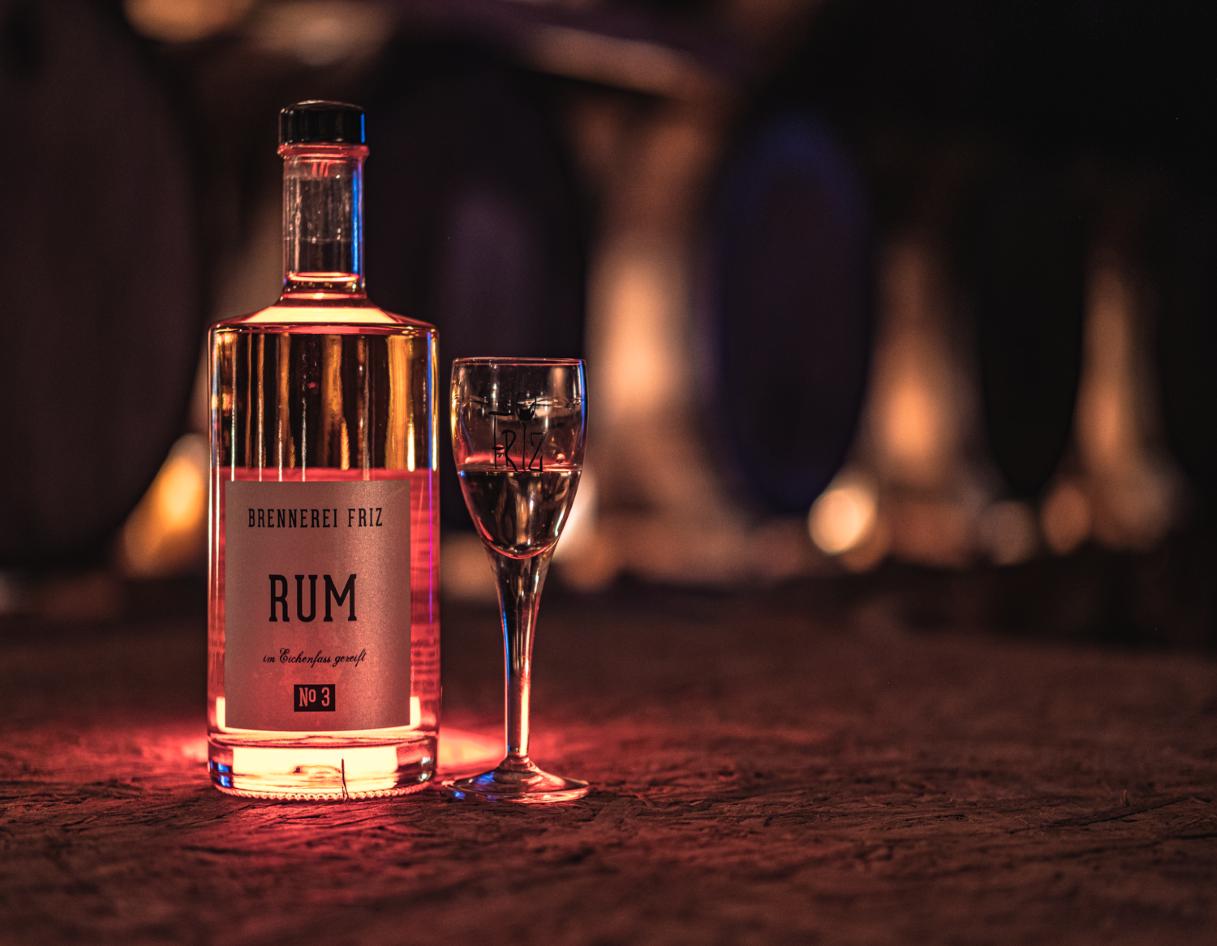 Brennerei Friz - Rum